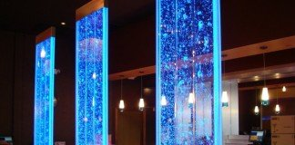 Breathtaking indoor and outdoor water walls that will completly steal your heart
