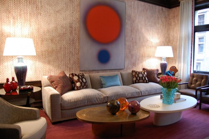 Kips Bay Designer Show House 2009 by Jamie Drake (habituallychic.luxury)