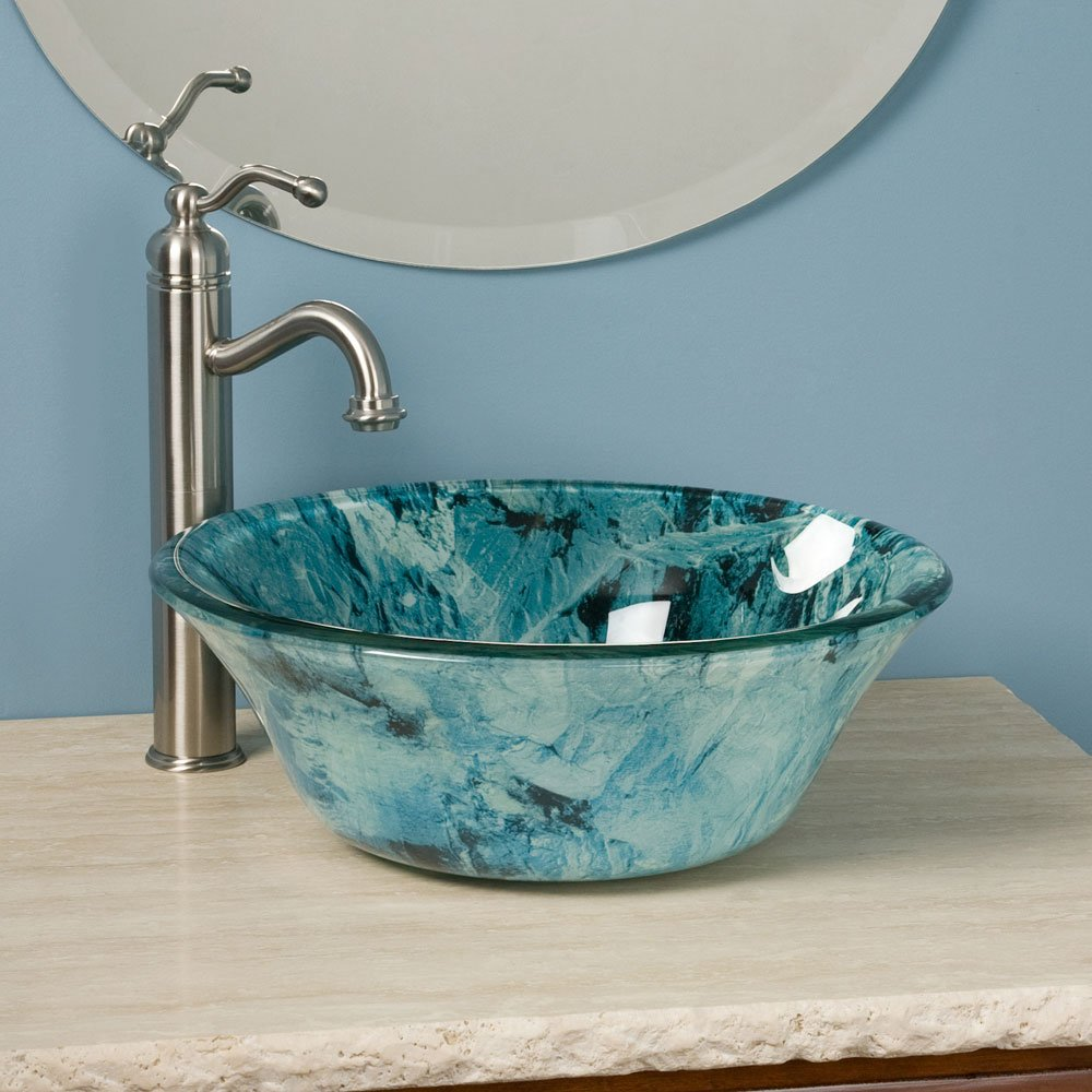 Vessel Sinks : 18 Vessel Sinks to Beautify Your Bathroom