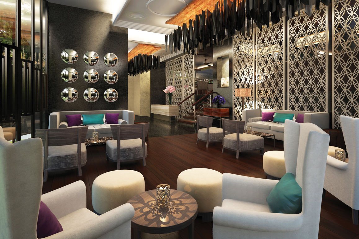 6 ways hotel lobbies teach us about interior design for Modern boutique hotel