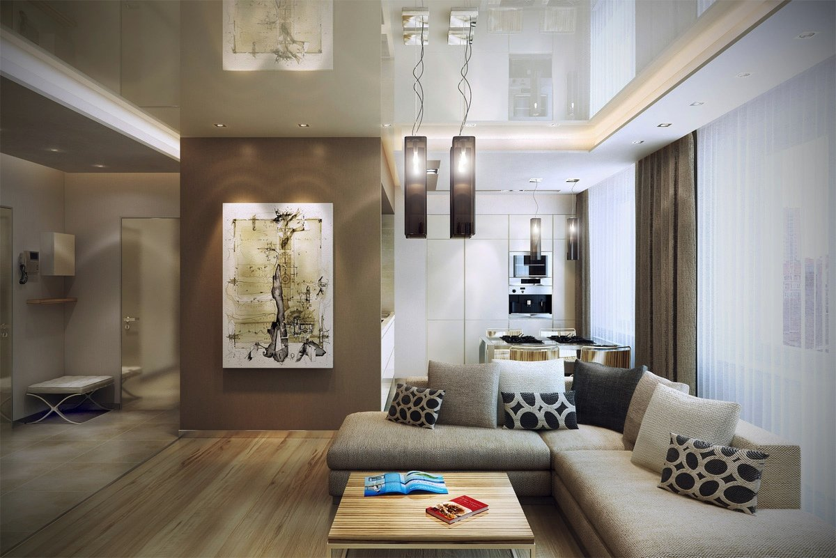 vertical interior design