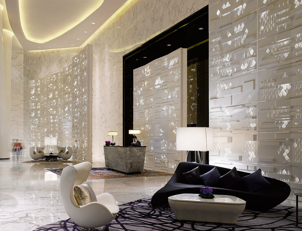 6 ways hotel lobbies teach us about interior design for Sky design hotel