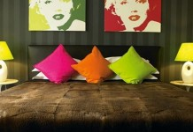 how to decorate your home in pop art style