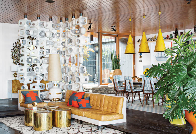 ... Jonathan Adler And Simon Doonanu0027s Shelter Island Vacation Home