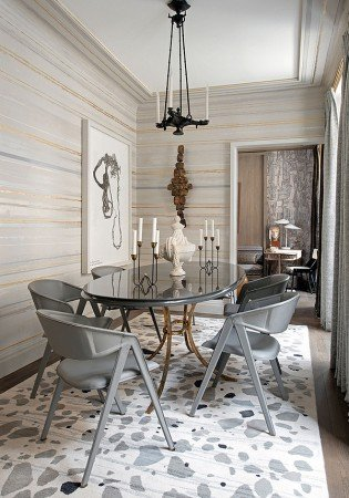 Interior design by Jean-Louis Deniot (afflante)