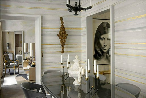 Interior design by Jean-Louis Deniot