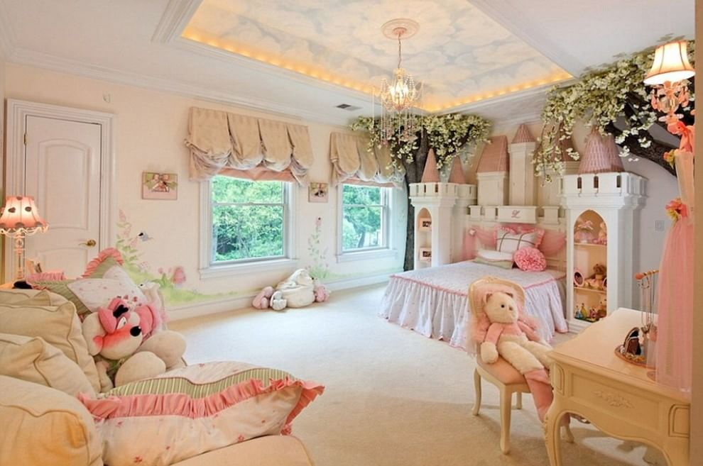 15 outstanding ideas for unique kids rooms on Beautiful Room  id=61991