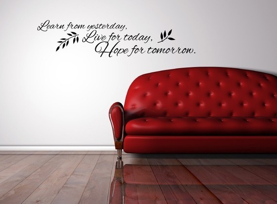 beautiful wall sticker quotes