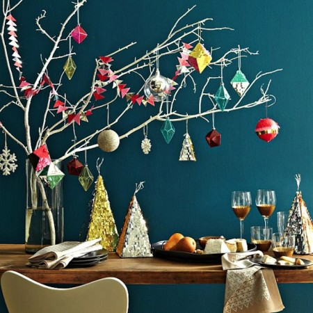 Simple Christmas decoration
