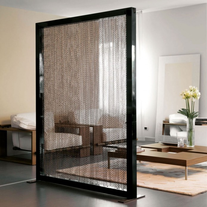 Unique room partition