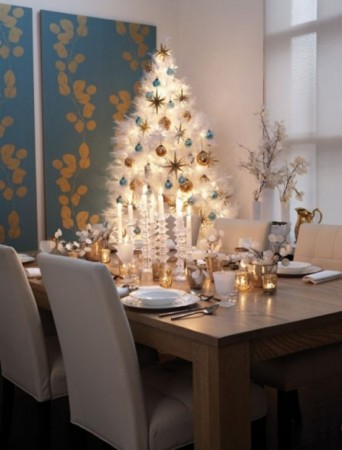Lovely modern Christmas décor