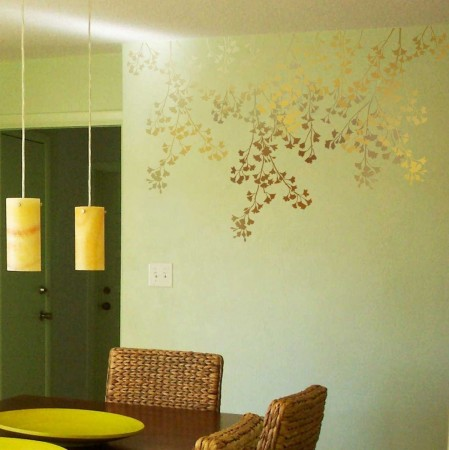 creative ideas for decorating your home with wall stickers