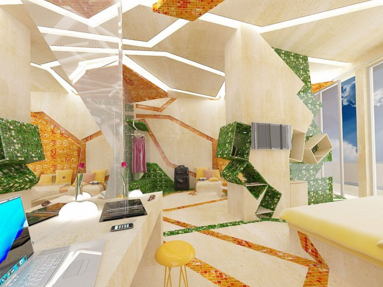 Exploring Futuristic Interior Design
