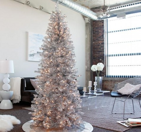 Modern Christmas décor