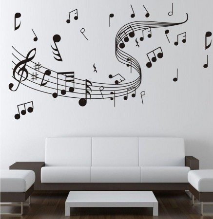 creative and funny removable wall sticker