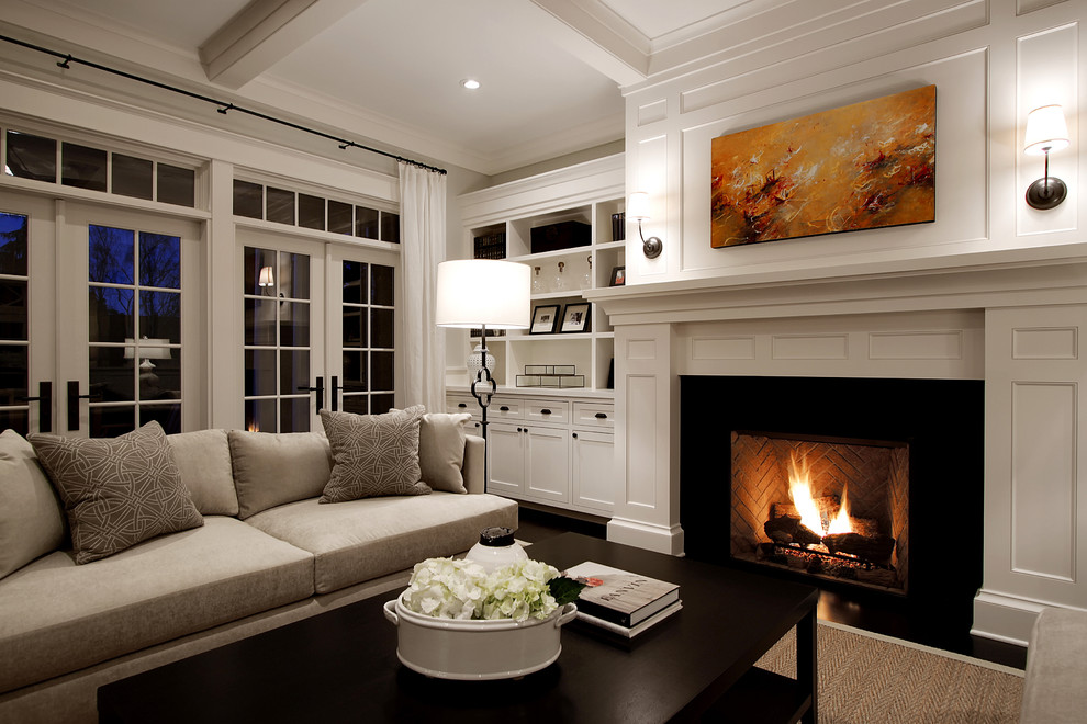 Heat up Your Fireplace with a Stylish Mantel