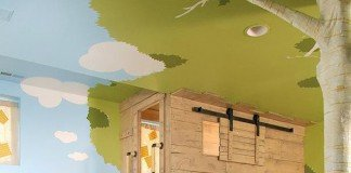 tree house kids rooms