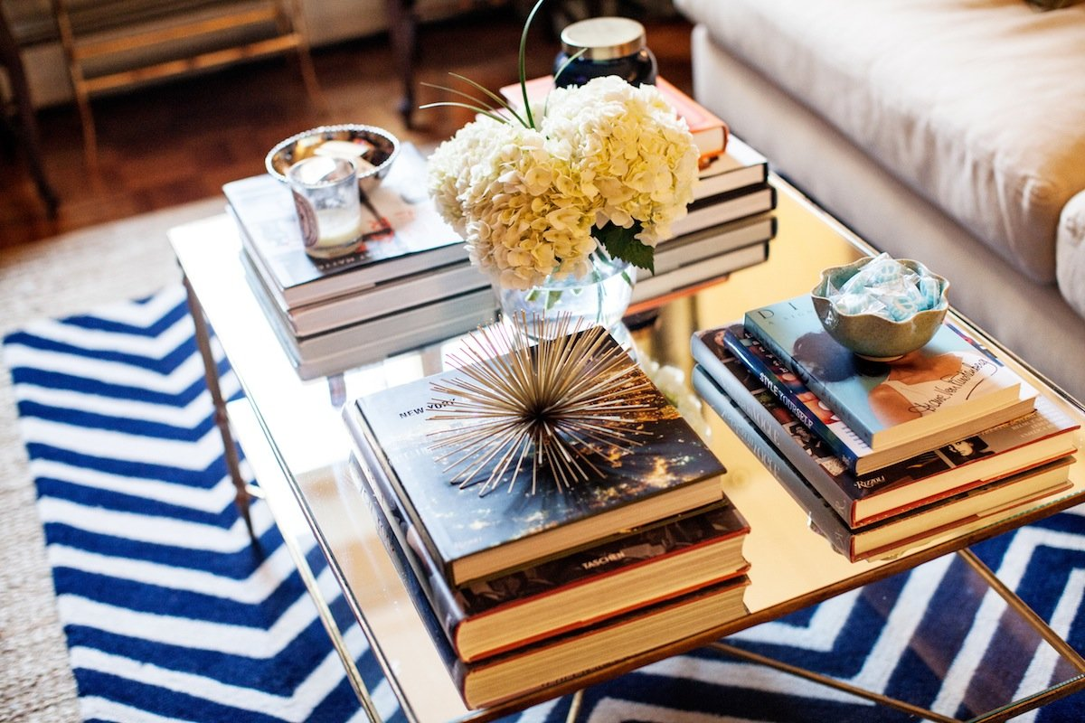The Art Of Arranging Tabletop Vignettes