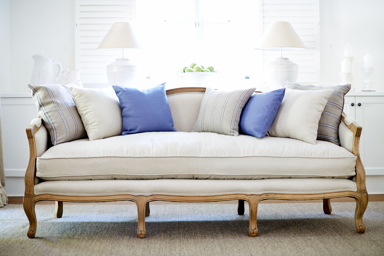 seating 101 choosing between sofa styles