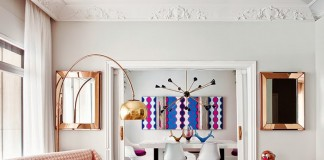 Fun and quirky interior