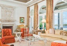 Palm Beach interior design style