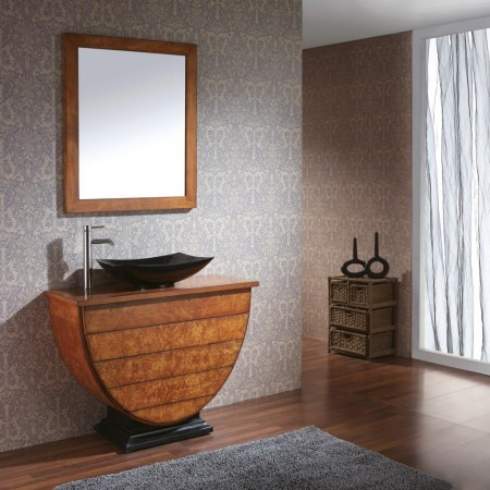 Unique bathroom vanity