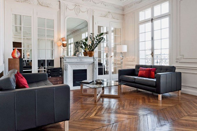 Spacious Paris apartment