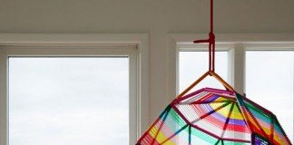 Rainbow Hanging Chair (blog.hgtv).