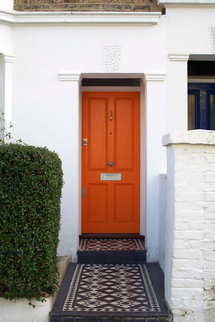 Front door paint colors for maximum curb appeal Curb appeal doors