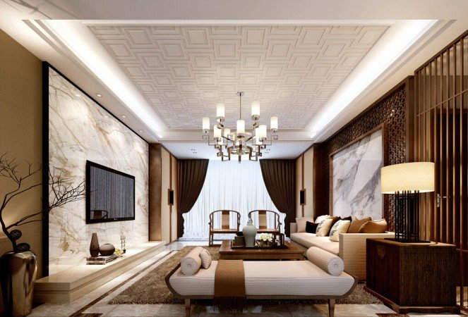 Chinese Interior Design Style - Chinese style interior design