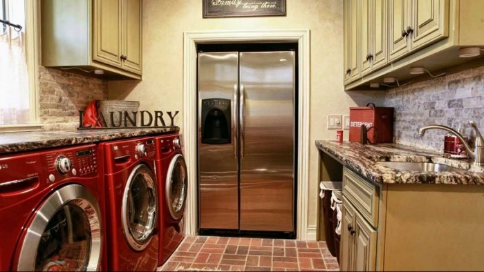 Laundry room with style