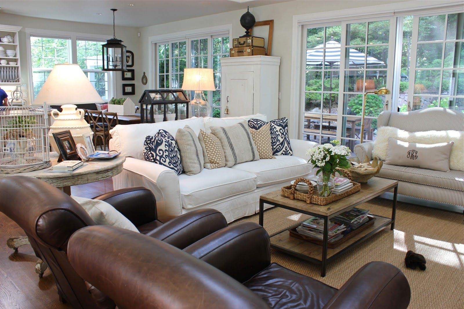 The design anatomy of the family room for Large family living room