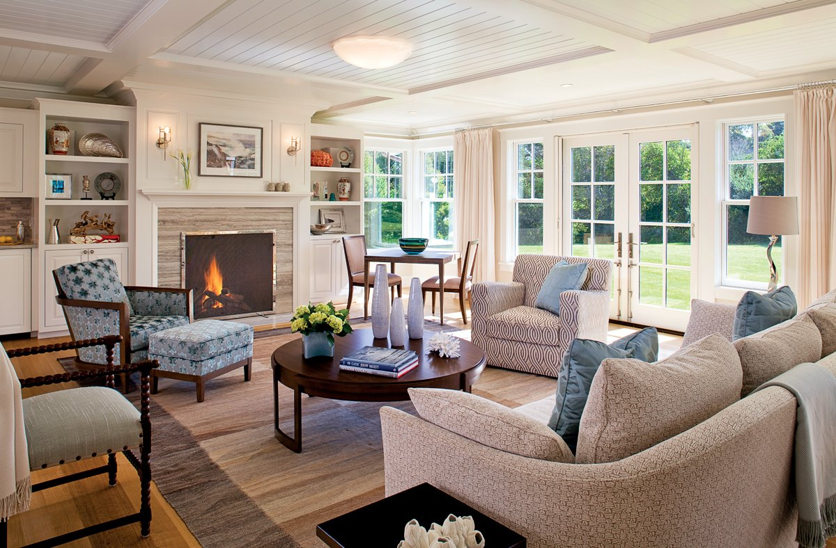 Charming Cape Cod Beach House Interior Part 11