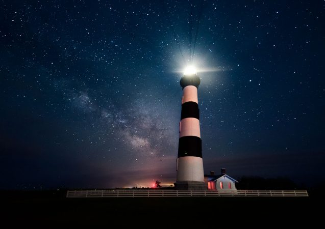 Bodie Island Historic Lighthouse