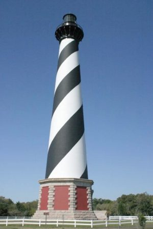 NC Outer Banks Historic Lighthouse