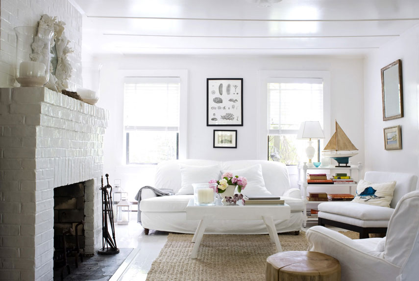 Awesome Decorating With White Images - Decorating Interior Design .