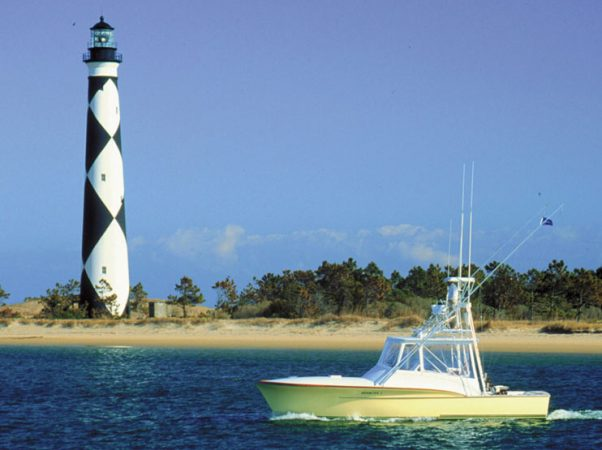 Historic Lighthouse - Cape Lookout