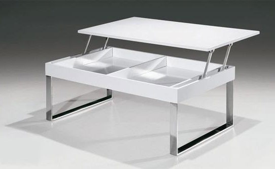 Space Saving Lift Top Coffee Table (http://furnillion.com)