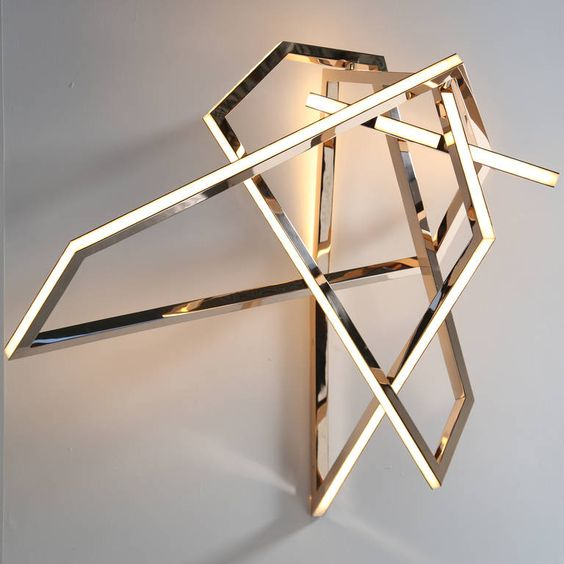 A Niamh Barry designed sconce
