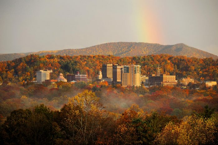 fall in Asheville, NC http://www.exploreasheville.com