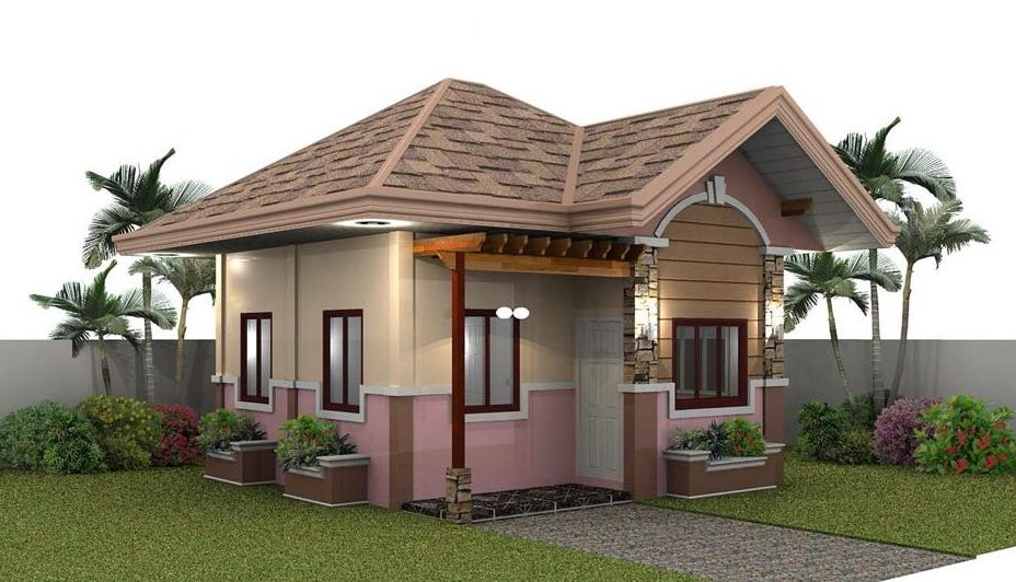 25 impressive small house plans for affordable home for Design small house plans