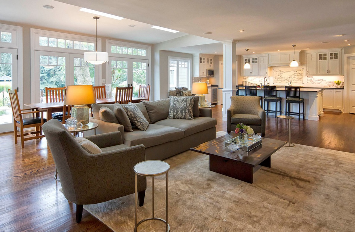 6 great reasons to love an open floor plan for Open design furniture