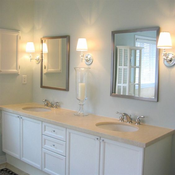 Light tan creates a warm space. http://www.meredithheron.com