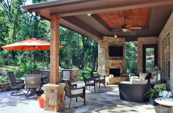 backyard-fireplace-and-pergolas-17