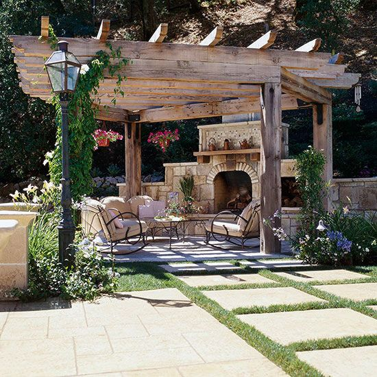 backyard-fireplace-and-pergolas-18