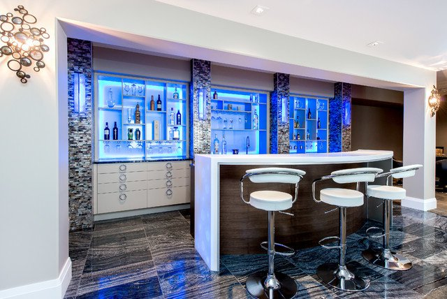 Home bar designs for the ultimate entertaining feature - The benefits of contemporary bar furniture ...
