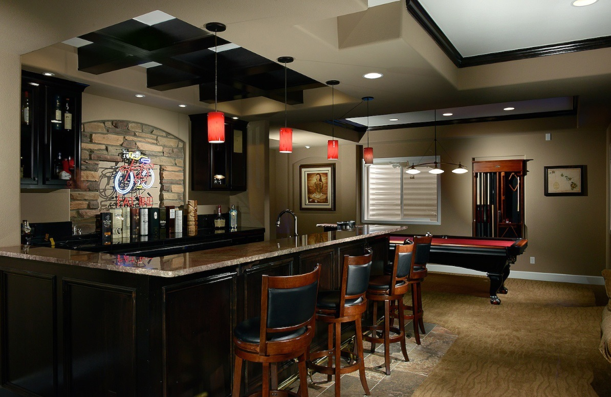 Home bar designs for the ultimate entertaining feature for Small bars for home designs