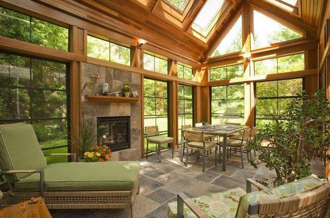 Sunroom: A fabulous escape from the winter adds charm and value