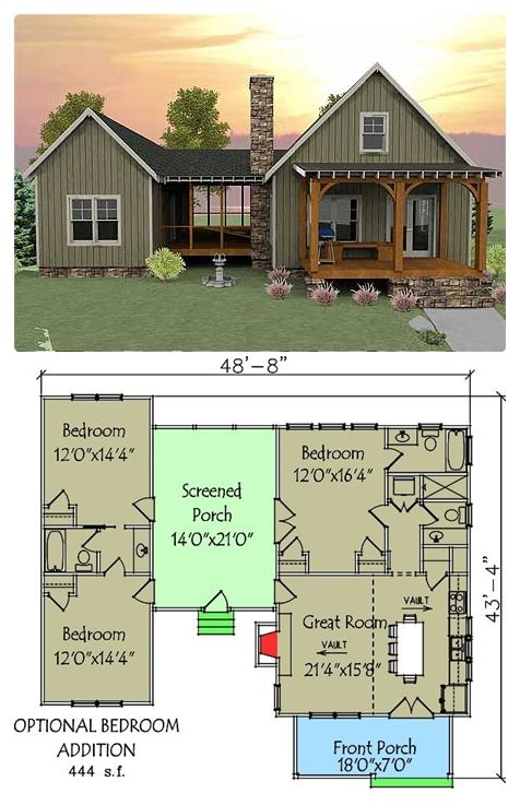 ... Simple House Floor Plans To Inspire You