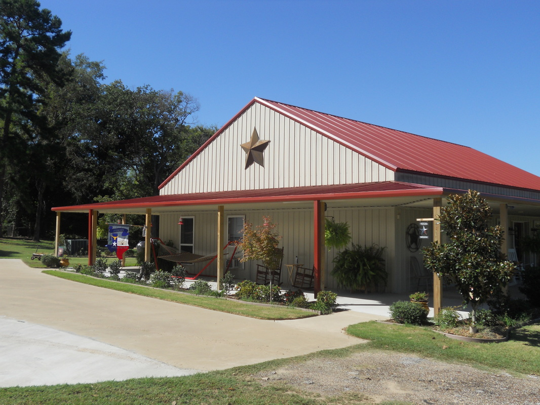 Why american barn homes are such a hot trend for Home building kits texas
